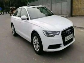 2014 Audi A6 2.0 TDI AT for sale