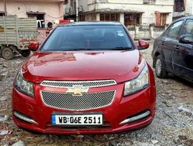 Used Chevrolet Cruze LTZ 2010 AT for sale