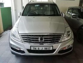 Used 2013 Mahindra Ssangyong Rexton MT for sale