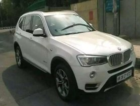 BMW X3 xDrive 20d Expedition, 2016, Diesel AT for sale