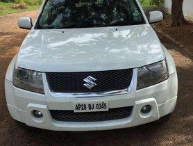 Used Maruti Suzuki Grand Vitara 2007 MT for sale