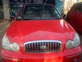 Used 2002 Hyundai Sonata MT for sale at low price