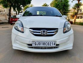 Used Honda Amaze 1.5 S i-DTEC, 2013, Diesel MT for sale