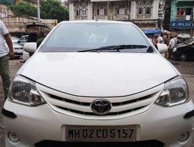 Toyota Etios G, 2011, Petrol MT for sale