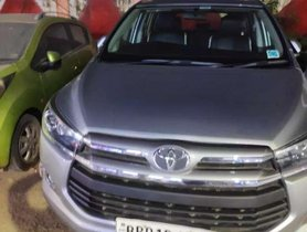 Used 2019 Toyota Innova Crysta MT for sale at low price