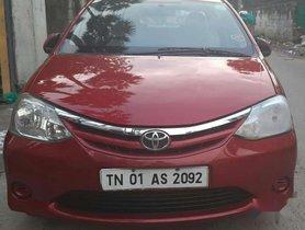 Toyota Etios G, 2012, Petrol MT for sale