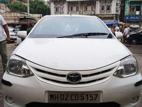 Used Toyota Etios G MT car at low price