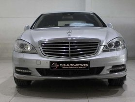 Used Mercedes Benz S Class S 350 CDI 2010 AT for sale