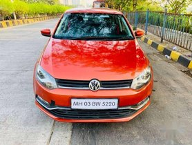 Used Volkswagen Polo Highline Petrol, 2015, Petrol MT for sale