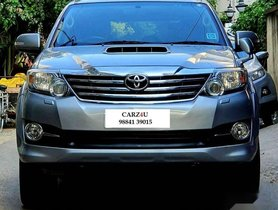 Toyota Fortuner 3.0 4x4 Automatic, 2015, Diesel AT for sale