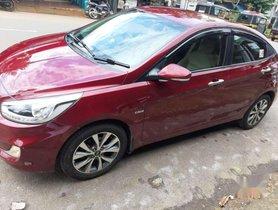 Used Hyundai Verna 1.6 CRDi SX MT at low price