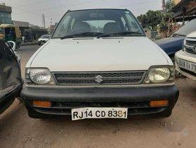 Used Maruti Suzuki 800 AC BS-III, 2007, Petrol MT for sale