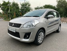2013 Maruti Suzuki Ertiga VDI Diesel MT for sale in New Delhi