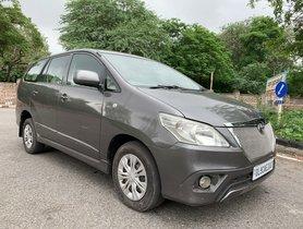 2014 Toyota Innova 2.5 G Diesel MT for sale in New Delhi