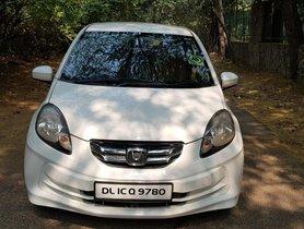 2014 Honda Amaze EX i-Dtech Diesel MT for sale in New Delhi