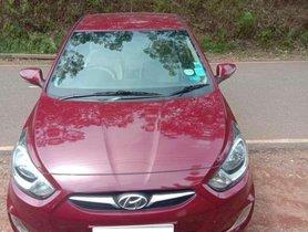 Used 2014 Hyundai Verna 1.6 CRDi SX AT for sale at low price