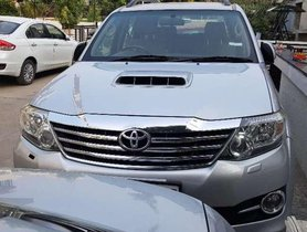 Used 2012 Toyota Fortuner AT for sale