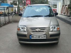 Used Hyundai Santro Xing GLS 2010 MT for sale