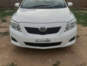 Used 2011 Toyota Corolla Altis MT for sale at low price