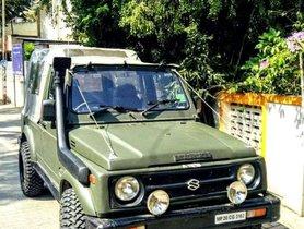 Used Maruti Suzuki Gypsy 2017 MT for sale