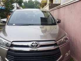 2017 Toyota Innova Crysta MT for sale at low price