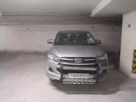 Used 2014 Toyota Innova Crysta MT for sale at low price
