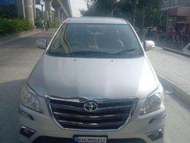 Used Toyota Innova 2.0 VX 7 STR BS-IV, 2012, Diesel MT for sale