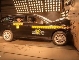 2020 Skoda Octavia Safety Test: Upcoming Octavia Get Five Star Rating In Euro NCAP Crash Test