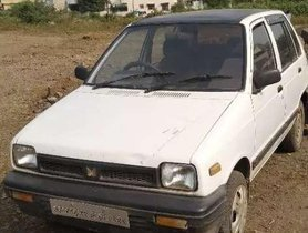 1996 Maruti Suzuki 800 MT for sale at low price