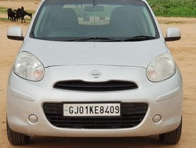 Nissan Micra 2010-2012 XE MT for sale
