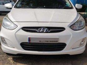 Used Hyundai Verna Fluidic 1.6 CRDi SX, 2014, Diesel MT for sale