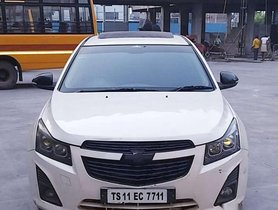 Used 2015 Chevrolet Cruze AT for sale