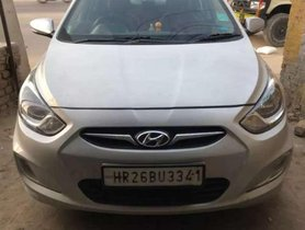 Used Hyundai Verna MT car at low price