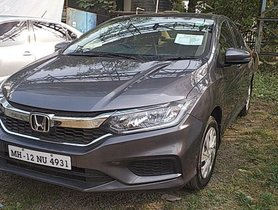 Used Honda City 1.5 S MT car at low price in Pune