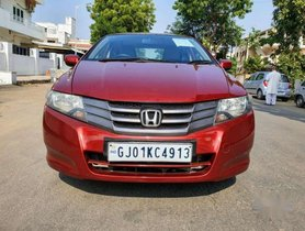Used Honda City S 2010 MT for sale in Ahmedabad
