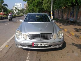 Mercedes-Benz E-Class 280 CDI Elegance, 2006, Diesel AT for sale in Mumbai