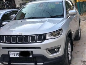 Jeep Compass 2.0 Limited Option 2018 AT for sale in Ludhiana