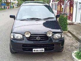 Maruti Suzuki Alto LXi BS-IV, 2005, Petrol MT for sale in Bhavani