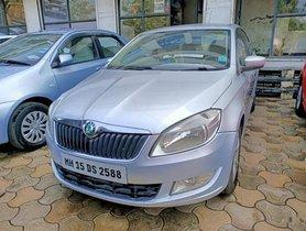 Used Skoda Rapid 1.6 TDI Elegance MT car at low price in Nashik