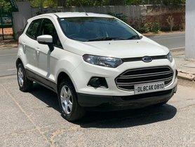 Ford EcoSport 2014 MT for sale in New Delhi