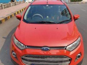 Ford EcoSport 1.5 DV5 MT Titanium 2013 for sale in Thane