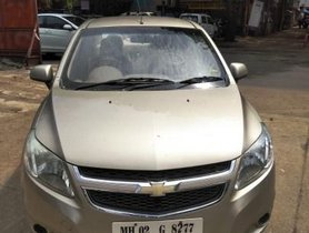 Used Chevrolet Sail 1.2 LS ABS MT car at low price in Thane