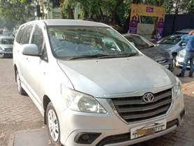 Toyota Innova 2015 MT for sale in Mumbai