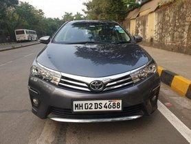 Used 2014 Toyota Corolla Altis G AT for sale for sale in Mumbai