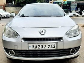 Renault Fluence Diesel E4 2012 for sale in Bangalore