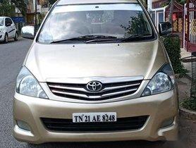 Toyota Innova 2.5 V 7 STR, 2010, Diesel MT for sale in Bhavani
