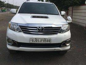 Toyota Fortuner 2014 AT for sale in Surat
