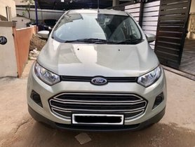 Used Ford EcoSport MT car at low price in Chennai