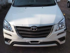 Used Toyota Innova 2.5 GX 7 STR 2014 MT for sale in Coimbatore