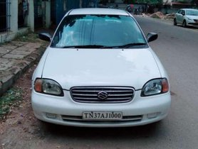Maruti Suzuki Baleno VXi BS-III, 2004, Petrol MT for sale in Chennai